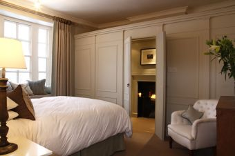 Beltingham House - Exclusive Northumberland Accommodation - The Henshaw Room image